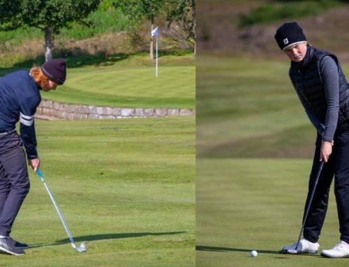 Sigurður Arnar, Aron Snær og Hulda Clara stóðu sig best GKG kylfinga á Íslandsmótinu í golfi 2019